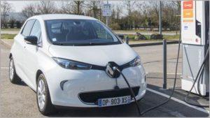 Renault Zoe © Manufacturer